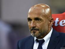 Ex-Roma-Trainer Luciano Spalletti arbeitet nun für Inter