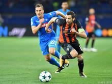 Darijo Srna wurde nicht offiziell suspendiert