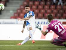 Marco Djuricin erzielte sein erstes Liga-Tor in der Schweiz