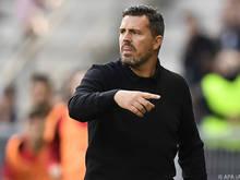 Der ehemalige Salzburg-Coach zog die Reißleine