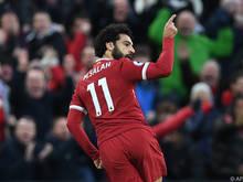 Vom Kind zum Mann gereift: Mohamed Salah