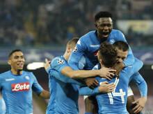 Napoli ist in dieser Saison bisher ungeschlagen