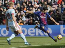 Enttäuschendes Remis für Titelanwärter Barcelona
