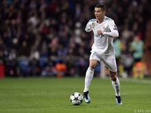 """Ronaldo verleiht der """"Ballon d'Or 2017""""-Gewinn sicher Flügel"""