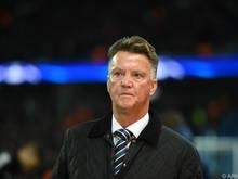 Louis van Gaal gefällt nicht, wie Mourinho spielen lässt