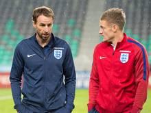 Gareth Southgate ist seit der Trennung von Sam Allardyce Englands Teamchef