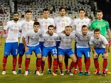 Russland musste zuletzt eine 1:2-Niederlage in Katar verdauen