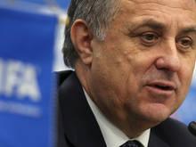Russlands Fußball-Verbandschef Witali Mutko