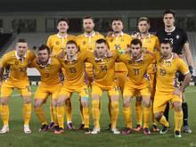 Moldaus Nationalteam spielte 1:1 gegen Katar
