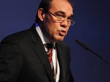 Der türkische Verbandsboss Yildirim Demirören glaubt an eine Chance