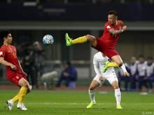 China schlug Südkorea überraschend 1:0