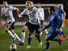 Die DFB-Auswahl feierte einen 4:1-Sieg in Aserbaidschan