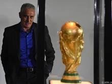Coach Tite kann wohl schon bald die WM-Endrunde planen