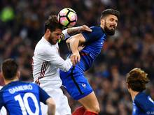 Ramos (li.) und Co. rangen Frankreich nieder