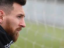 Messi macht sich so seine Gedanken zur WM