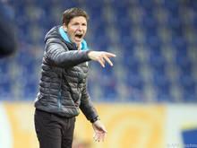 LASK-Trainer Oliver Glasner hat Großes vor