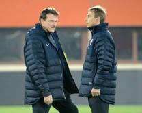Andreas Herzog hat Arbeit mit Jürgen Klinsmann Spaß gemacht