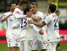 Austria mit Ogris' Wunschelf erfolgreich