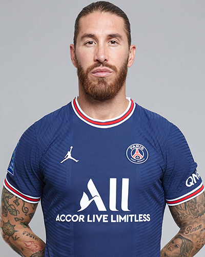 Sergio Ramos 2017 Haircut Beard Eyes Weight