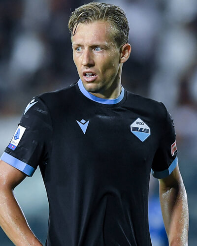 Lucas Soccer Player: Lucas Leiva