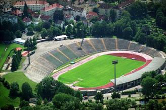 rosenau stadion augsburg deutschland anfahrt. Black Bedroom Furniture Sets. Home Design Ideas