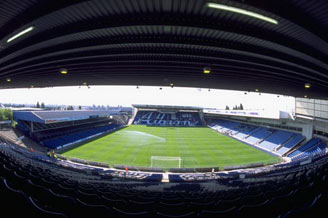 The Hawthorns, West Bromwich (England)