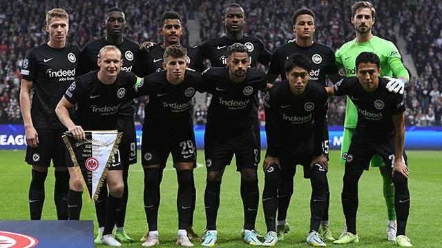 Eintracht Frankfurt Klub Berisi Bintang Bola Legendaris