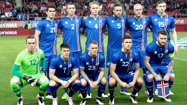 ijsland nationale elftal