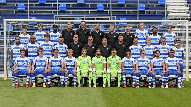 Football Teams Eu Pec Zwolle