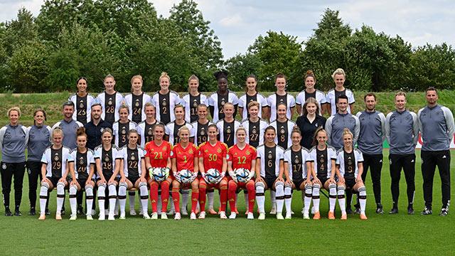 damenfußball nationalmannschaft