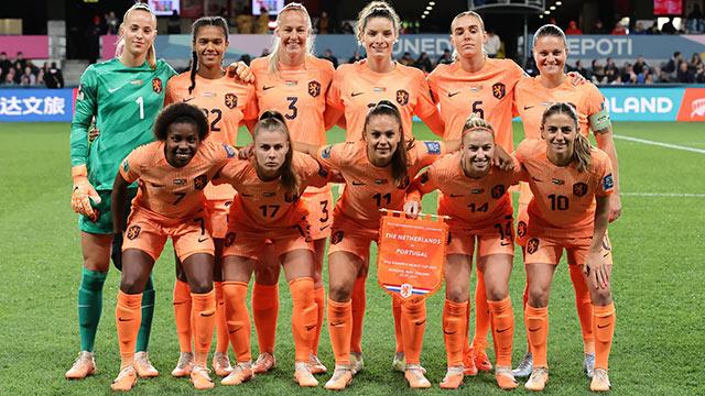 niederlande nationalmannschaft