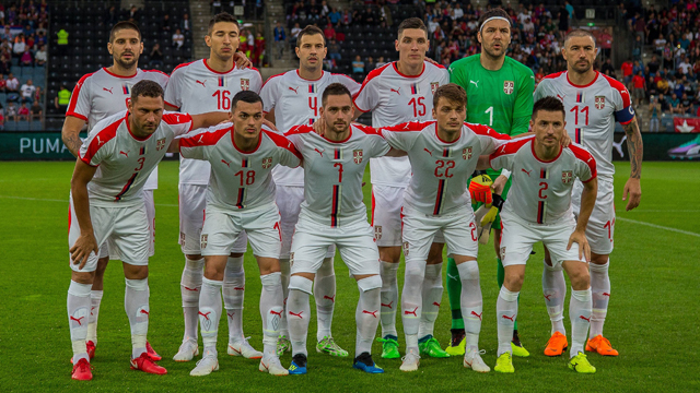 serbia national team