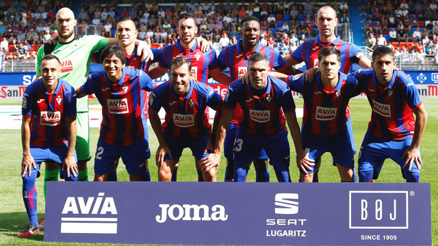 Image result for Eibar 2017