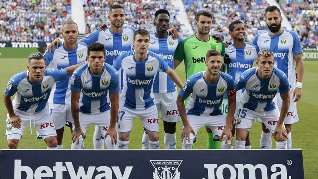 Image result for Leganes 2017