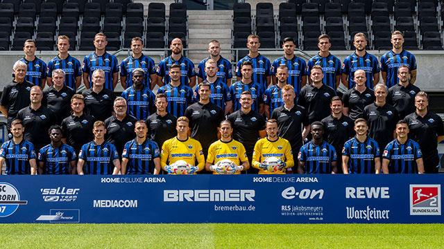 Profil Klub Sepakbola SC Paderborn 07