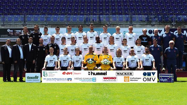 burghausen football