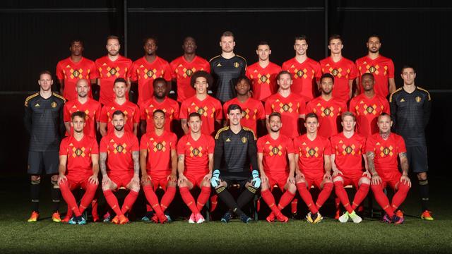 Spieler Belgien