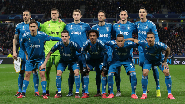 Image result for juventus squad 2017