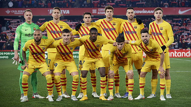 Image result for barcelona team