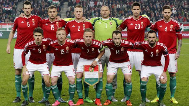 fußball ungarn