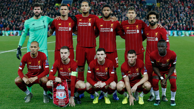 Image result for liverpool squad 2017