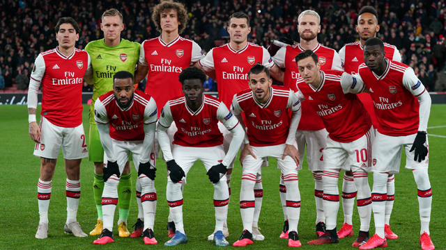 arsenal kader 2017