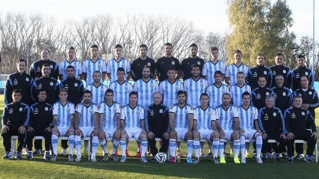 argentinien nationalmannschaft kader 2017