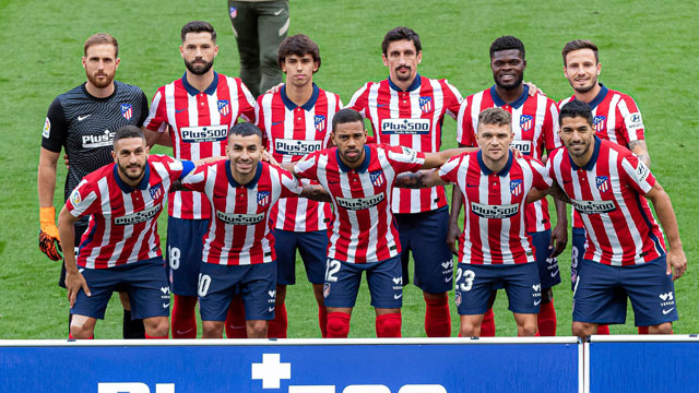 Image result for atletico madrid 2017/2018