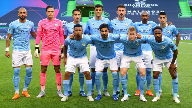 Image result for man city squad 2017