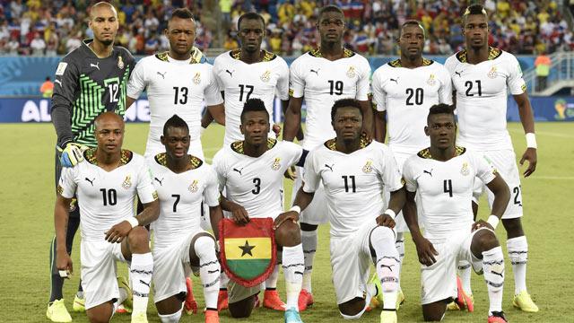 Ghana Nationalmannschaft