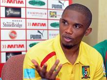 Samuel Eto'o soll Kamerun jubeln lassen