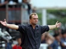 Michael Weiß ist Trainer der Nationalmannschaft der Philippinen