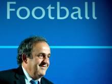 UEFA-Präsident Michel Platini hat große Pläne