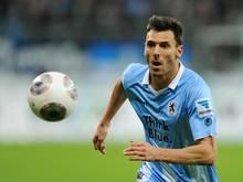 Guillermo Vallori gehört gegen Bielefeld nicht zum Kader der Löwen